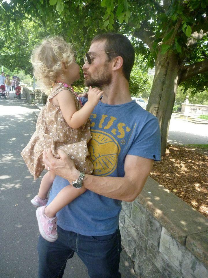 A father's love. photo courtesy of Vashti Whitfield
