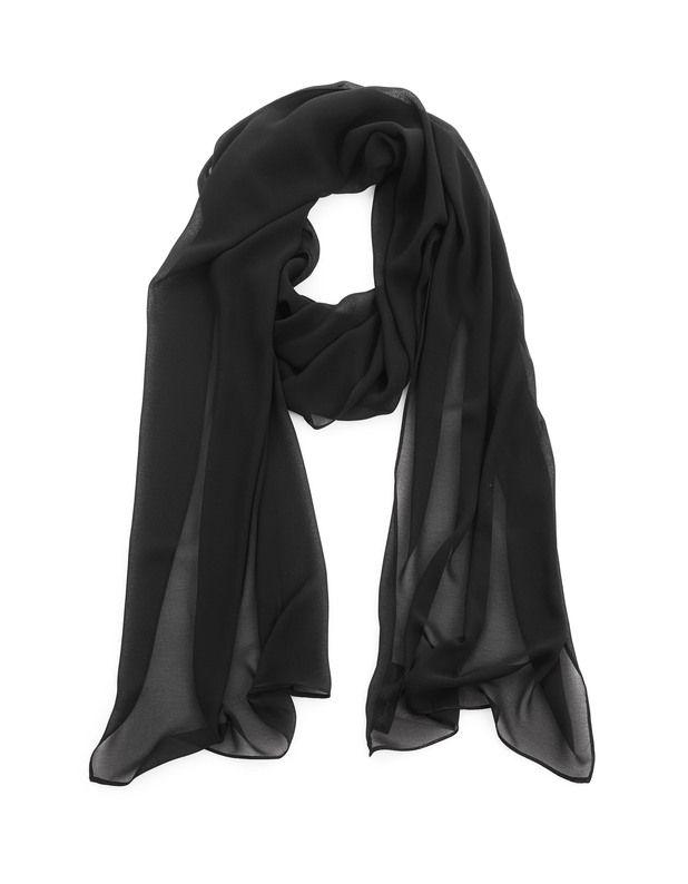 Leichte Stola Glamouröse Auftritte mit Young Couture by Barbara Schwarzer!  Diese federleichte schwarze Stola im dezent transparenten Look rundet jedes elegante Outfit auf das Allerfeinste ab.  Perfekt für nahezu jedes Abend- oder Cocktaildress...