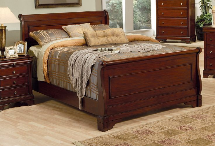 Coaster Versailles California King Bed Collection - 201481KW