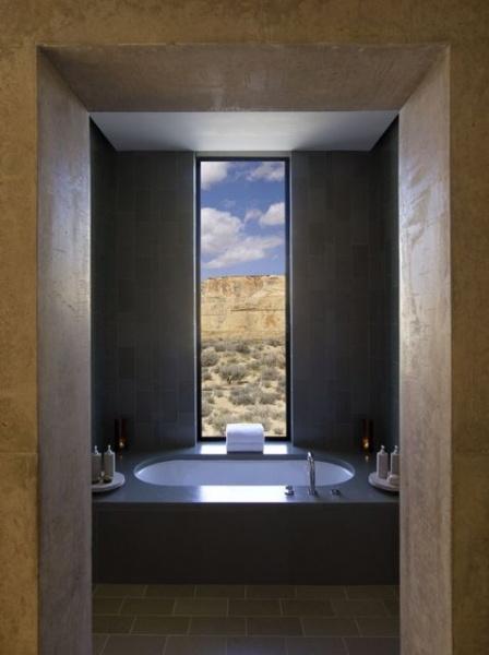 Marwan AlSayed : Wendell Burnette : Rick Joy : Amangiri Resort and Spa : Utah : USA