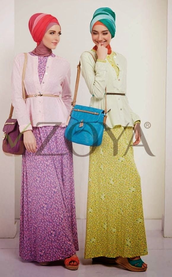 Butik Jeng Ita - Produk Busana dan Fashion Cantik Terbaru: Busana Muslim Zoya