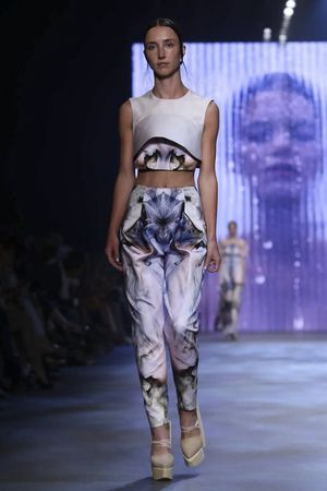 DORHOUT MEES Spring Summer 2015 Amsterdam - NOWFASHION