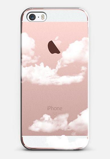 clouds iPhone SE case by austeja platukyte   Casetify