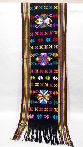 Hand Woven Buna Krawang Size 37×111