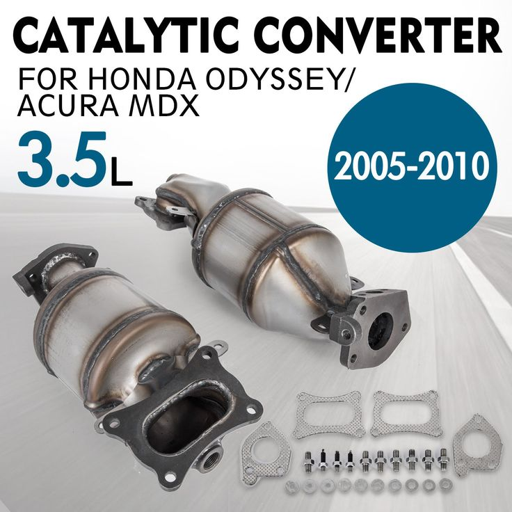 Nice Awesome OEM Catalytic Converter For Honda Accord