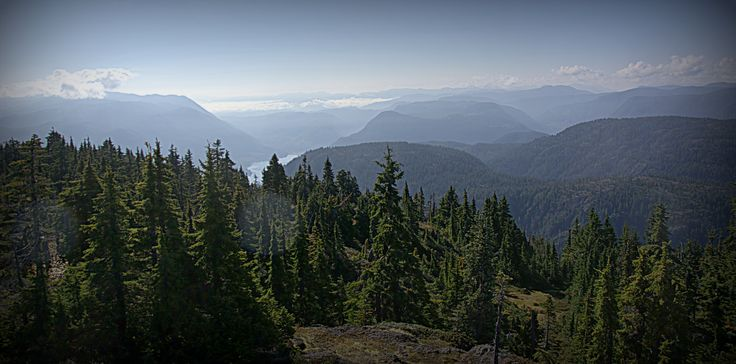 What a View - Mt.Becher hike Sept 30, 2016