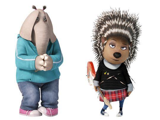 Illumination Entertainment Unveils A-List Cast for 'Sing', zootopia
