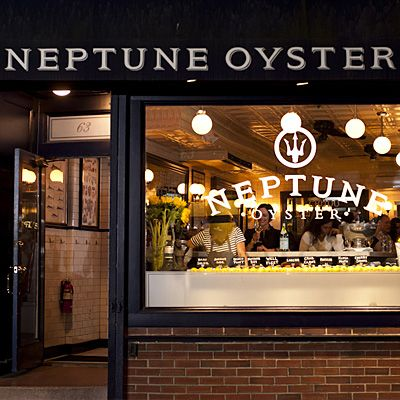 """Garrett Harker; Eastern Standard Kitchen & Drinks and The Hawthorne, Boston: """"The hot-with-butter lobster roll from Neptune Oyster is hands-down one of the most iconic dishes of Boston. The delicious combination of butter, lemon, salt and lobster stuffed into a warm and toasty roll is a year-round staple in my book. I challenge anyone not to finish it."""""""