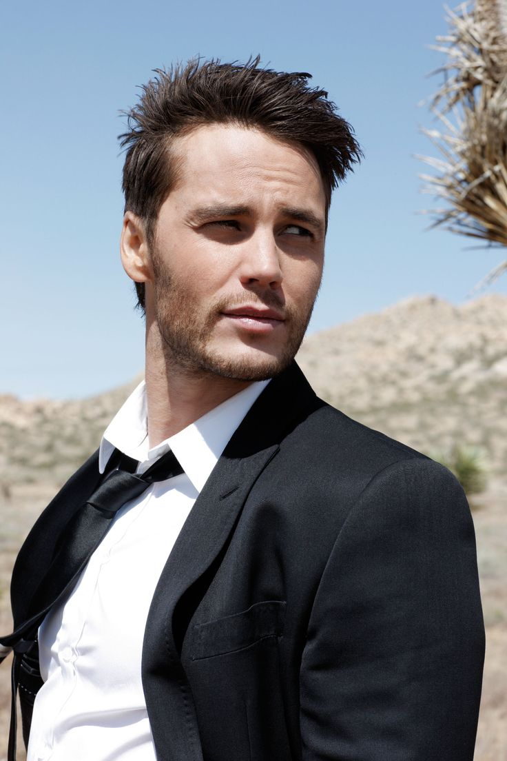 — Taylor Kitsch | Heart throb. He's even cuter  (post Friday Night Lights) now that he's all grown up.