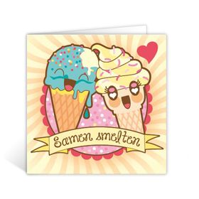 #birth #announcement #card #lollylicious #design www.poobies.com design by: www.dinesign.nl