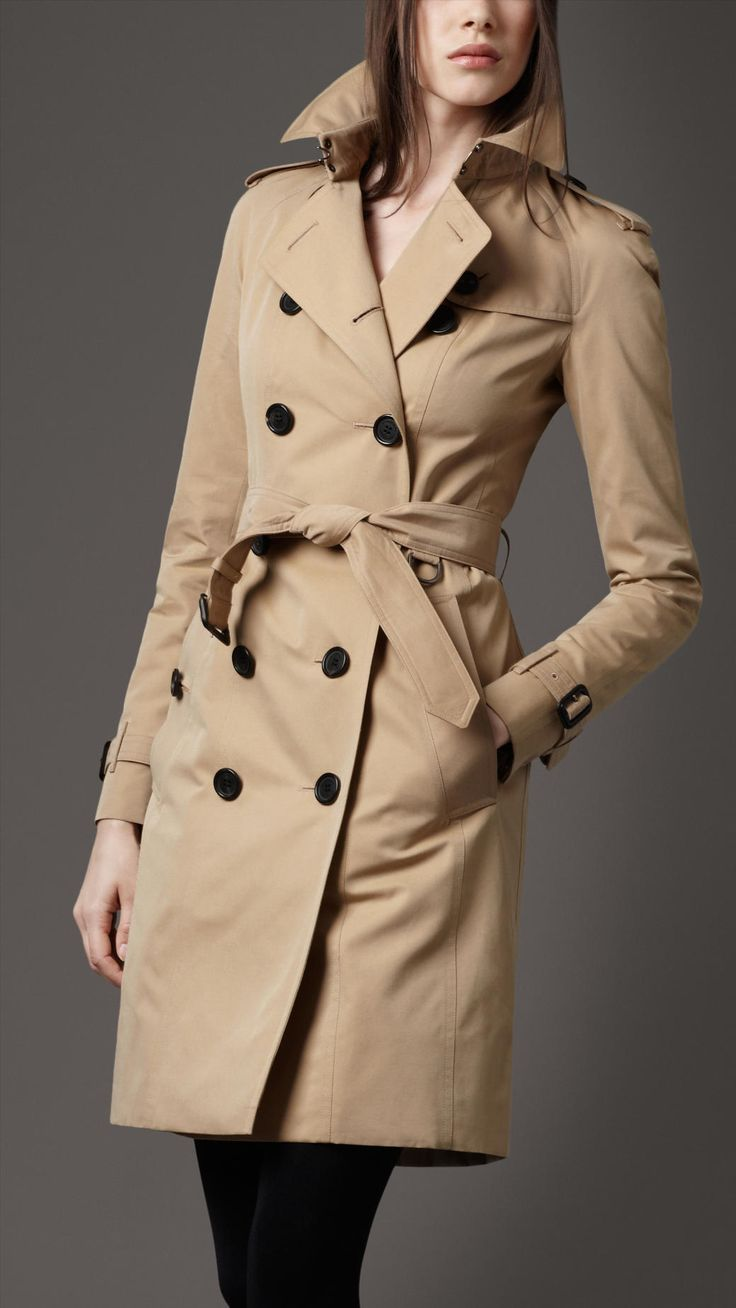 39 best Trench Coats images on Pinterest | Trench coats, Burberry ...