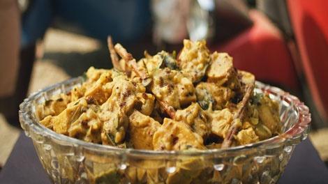 Breadfruit curry recipe (with coconut milk) Sri-Lanka