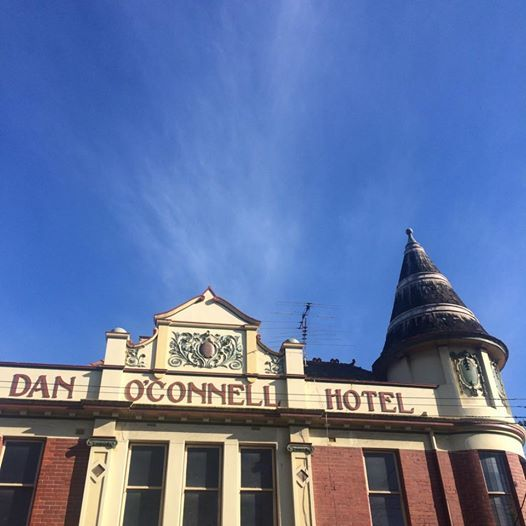 Sunny day at #TheDanOConnellHotel
