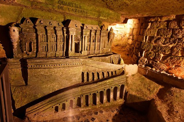 Les Catacombes de Paris (the Catacombs of Paris), Paris, France by Stewart Leiwakabessy, via Flickr