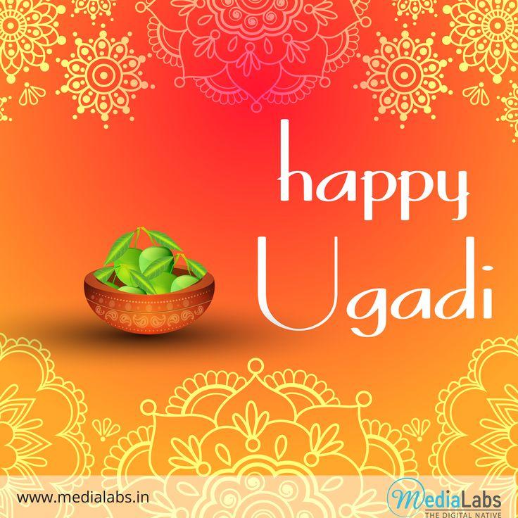 Celebrate Ugadi with complete Cheer and Joy!!!! #HappyUgadi2016
