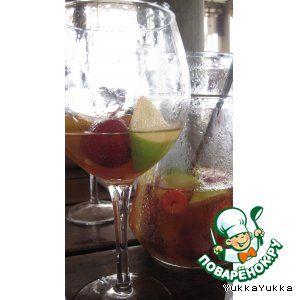 Клерико-алкогольный коктейль для жаркого вечера