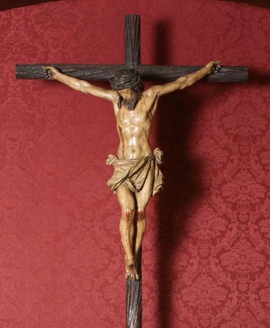 Christ on the Cross, Juan de Mesa (c. 1618–1620)