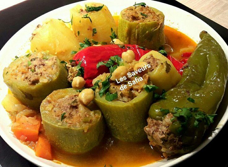 Les 210 meilleures images du tableau les saveurs de safia - Cuisine algerienne facebook ...