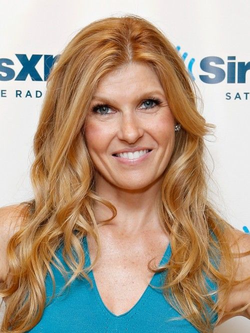 Connie Britton's hair is amazing.  I especially love the color.