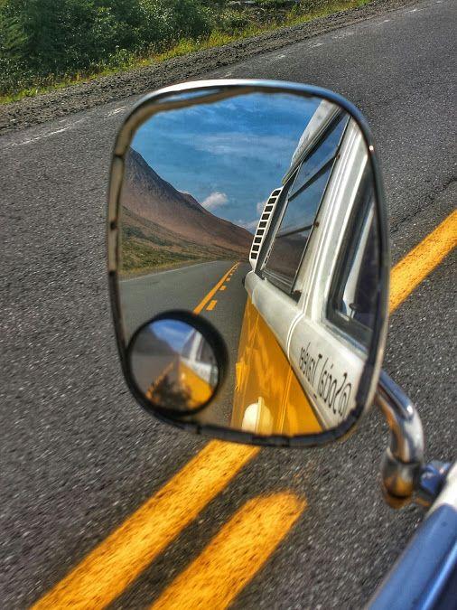 Leaving Table Lands behind • #tstMoments   • #tstCanada w @parkscanada @nltweets @explorecanada • #ExploreCanada #ExploreNL • #Travel #Canada #Newfoundland #Photography #grosmornerocks