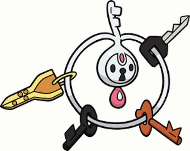 10 Stupid Pokemon With Surprisingly Elaborate Inspirations - Klefki is partially based on an old superstition that faeries liked to entertain themselves by stealing keys and other similarly inconsequential objects. As a result, followers of the Pagan faith sometimes blamed missing keys and other such shenanigans on faeries, because they're whimsical like that.