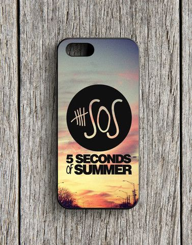 5 Second Of Summer iPhone 5 | 5S Case