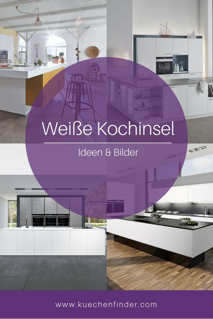 The 119 best Weiße Küchen: Küchen-Design ganz in Weiß images on ...