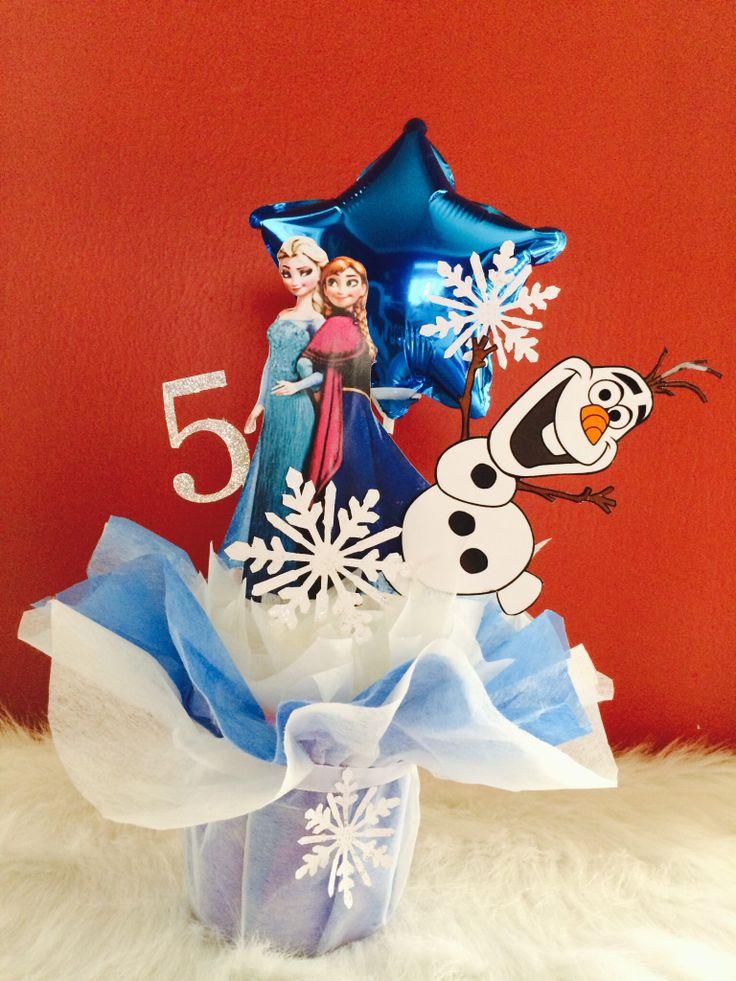 Etsy Frozen Cake Decorations : 1000+ ideas about Frozen Theme Party on Pinterest Frozen ...