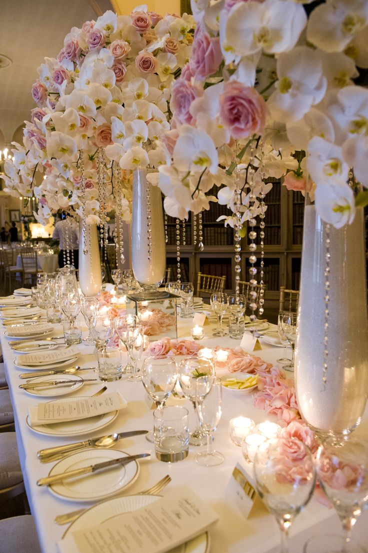 66 best tall wedding centerpieces images on pinterest tall wedding basically anything you want done with flowerswildabout flowers will pull off with aplomb and the sweet scent of a rose garden junglespirit Choice Image