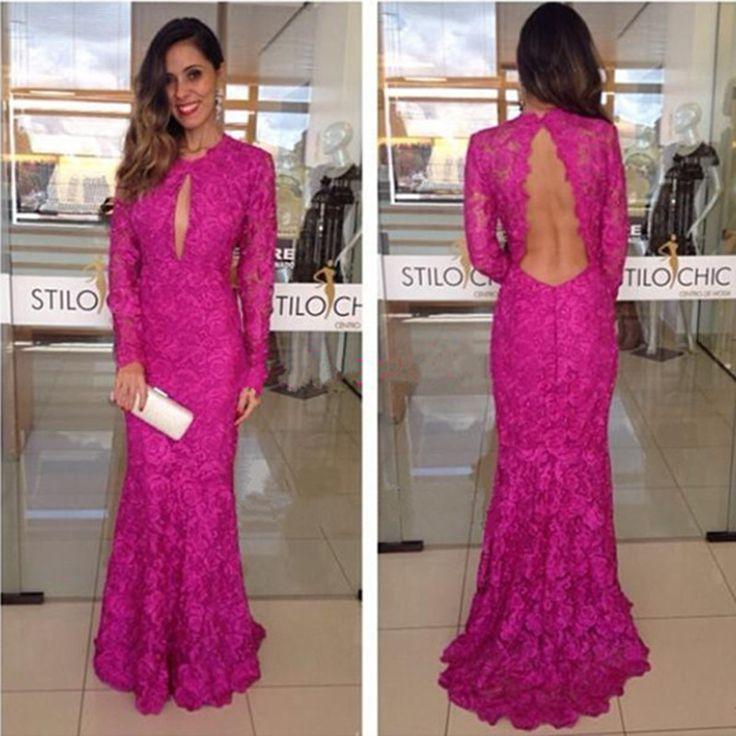 Mejores 253 imágenes de Evening Dress en Pinterest | Vestidos de ...