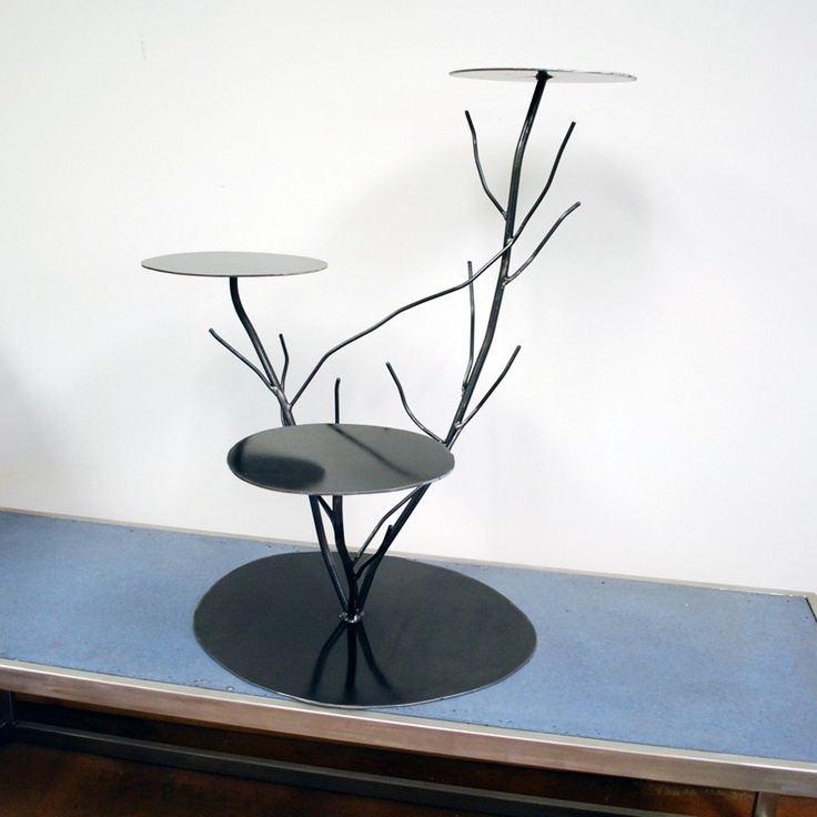 Wrought Iron Branch Cake Stand Lovely For Weddings We