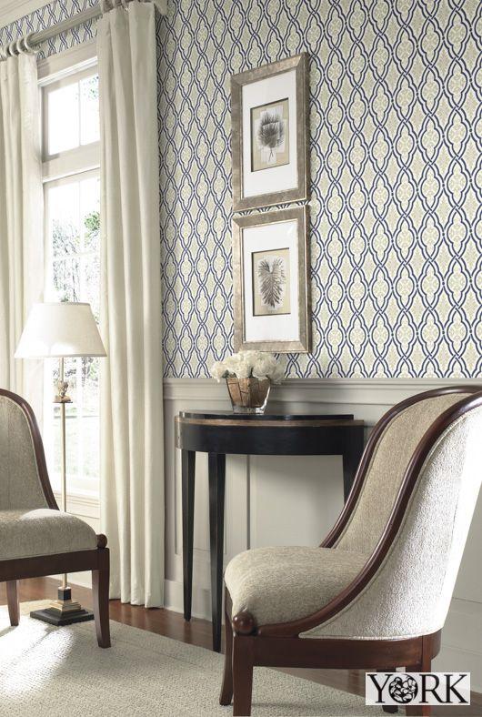 25 besten Tapeten Bilder auf Pinterest Tapeten, Rund ums haus - tapeten bordüren wohnzimmer