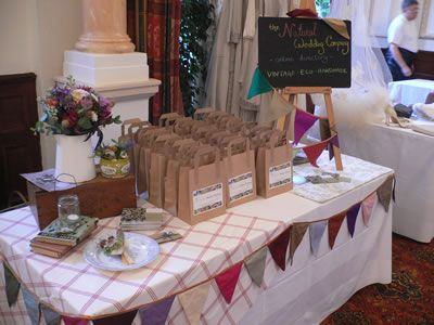 Wedding Fair Goody Bag Ideas : vintage_wedding_fair_stall Wedding Ideas Pinterest