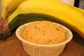 Viktväktarnas bananmuffins