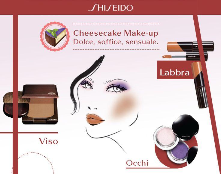 Gioca con le sfumature del rose e del viola degli Shimmering Cream Eye Color e realizza un #makeup dolce, sensuale e romantico! http://www.shiseido.it/category/makeup-it/