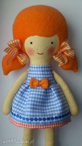 Laleczka malwinka sukienką przebranie lalki dollsgallery lalka