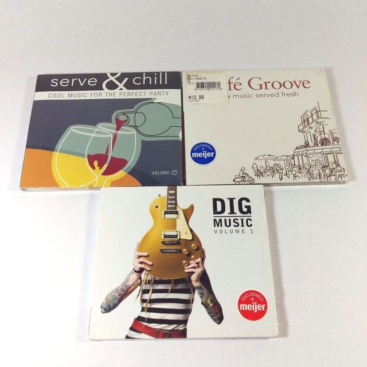 Bundle of 3 Party CDs Music Discs Chill Cocktail Relaxed Cafe Soft Rock Coffee #SingerSongwriterSoftRockAcousticAlternativeIndie