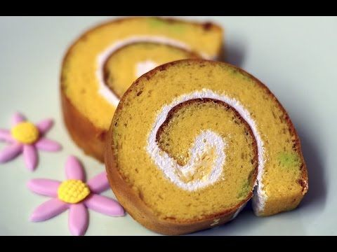 Resep Bolu Gulung - Cara Membuat Kue Bolu Gulung (Kue Bolu Gulung)