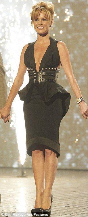 Amanda Holden wears J'aton dress obsessed!!!!!!