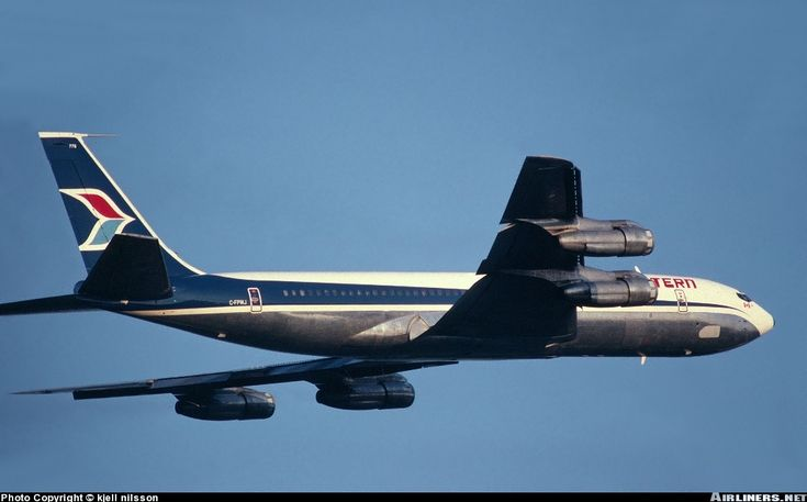 Boeing 707-351C aircraft picture