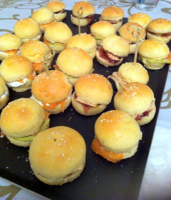 mini-burgers-foie-gras-saumon