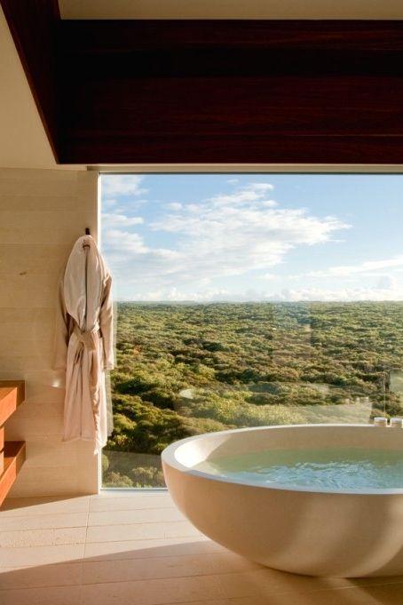"robert-dcosta: "" Southern Ocean Lodge Bathroom || © || Robert D'Costa || """