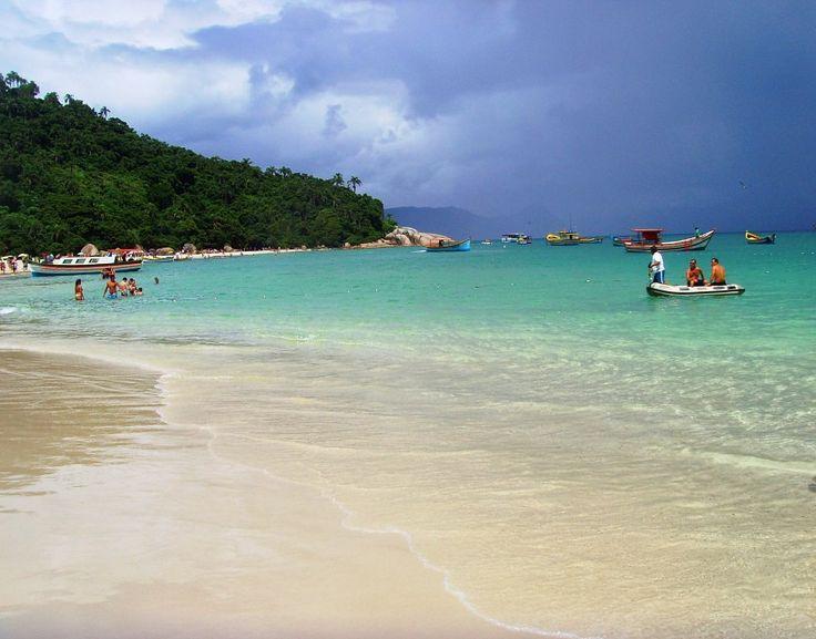 Ilha do Campeche, Florianopolis, Brazil