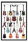 Time To Rock!, Guitar Chords Poster: 91.5cm x 61cm - Buy Online