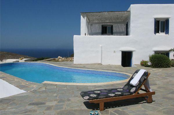 Villa in Paros