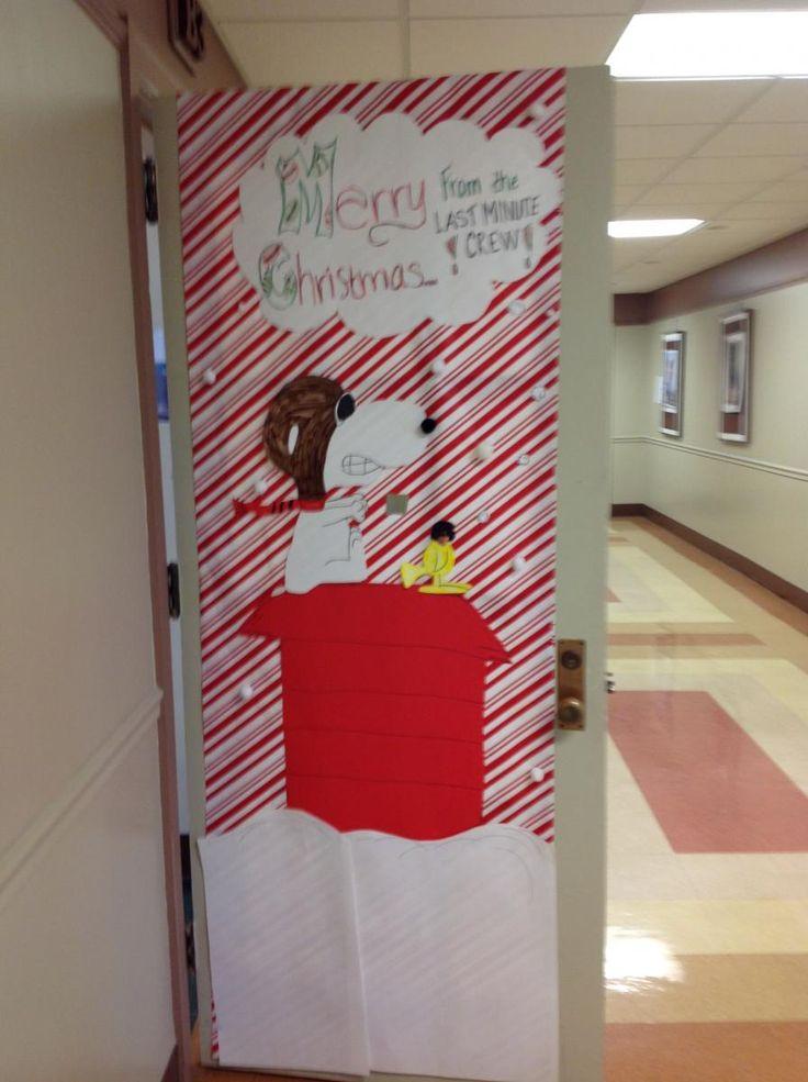 Christmas Door Decoration Contest - Phil-Mont Christian Academy