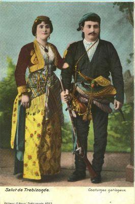 Pontic Greek attire