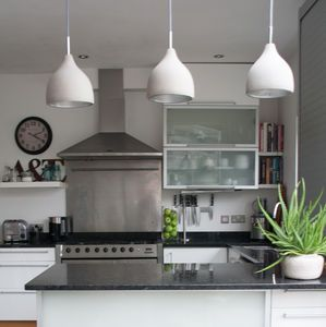 Industrial Concrete Pendant Light - new in home
