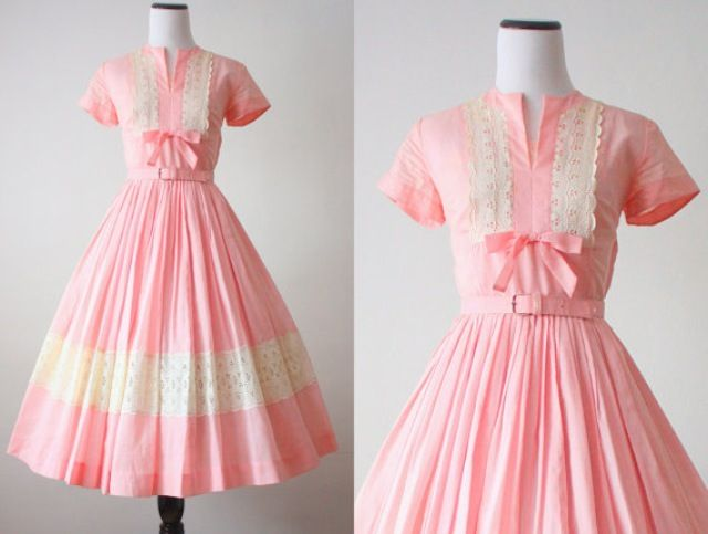 great 50s dress