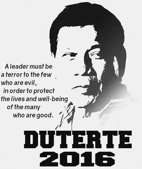 MY PRESIDENT!!!!!! #Duterte2016
